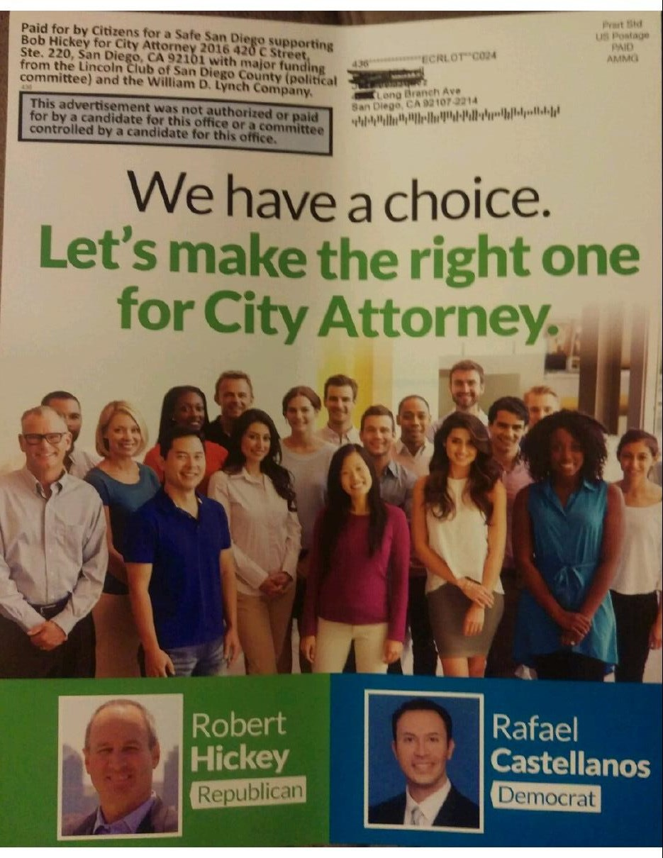Right One for City Attorney